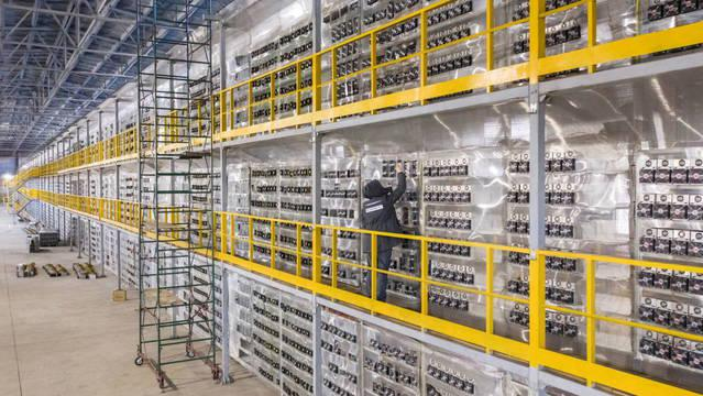 a-view-shows-the-data-centre-of-bitriver-company-providing-services-for-cryptocurrency-mining-in-the-city-of-bratsk-in-irkutsk-region-russia-march-2-2021-bitriver-offers-hosting-services-and-turnkey-solutions-for-c