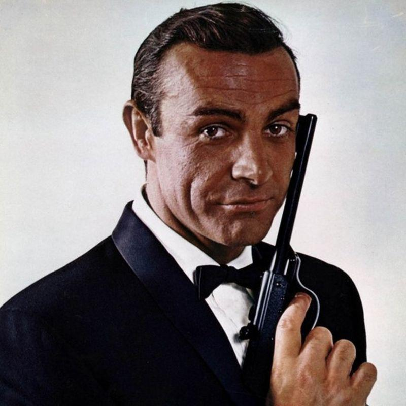 Sean-Connery-como-James-Bond. Insuperable